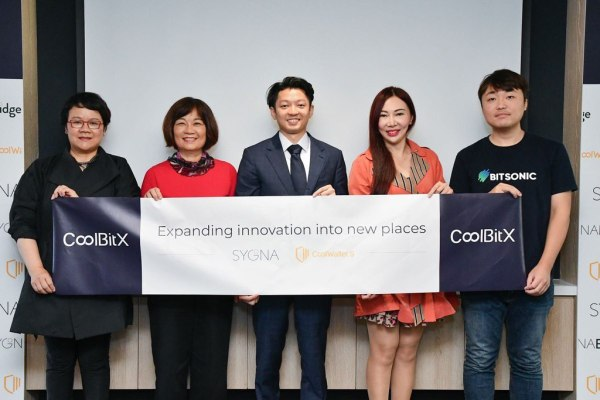 Blockchain security startup CoolBitX raises $16.75 million Series B round
