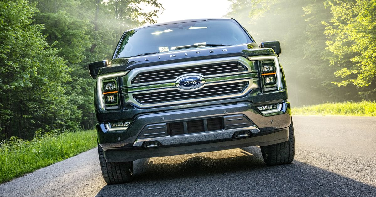 The 2021 F-150 elevates Ford's bed game