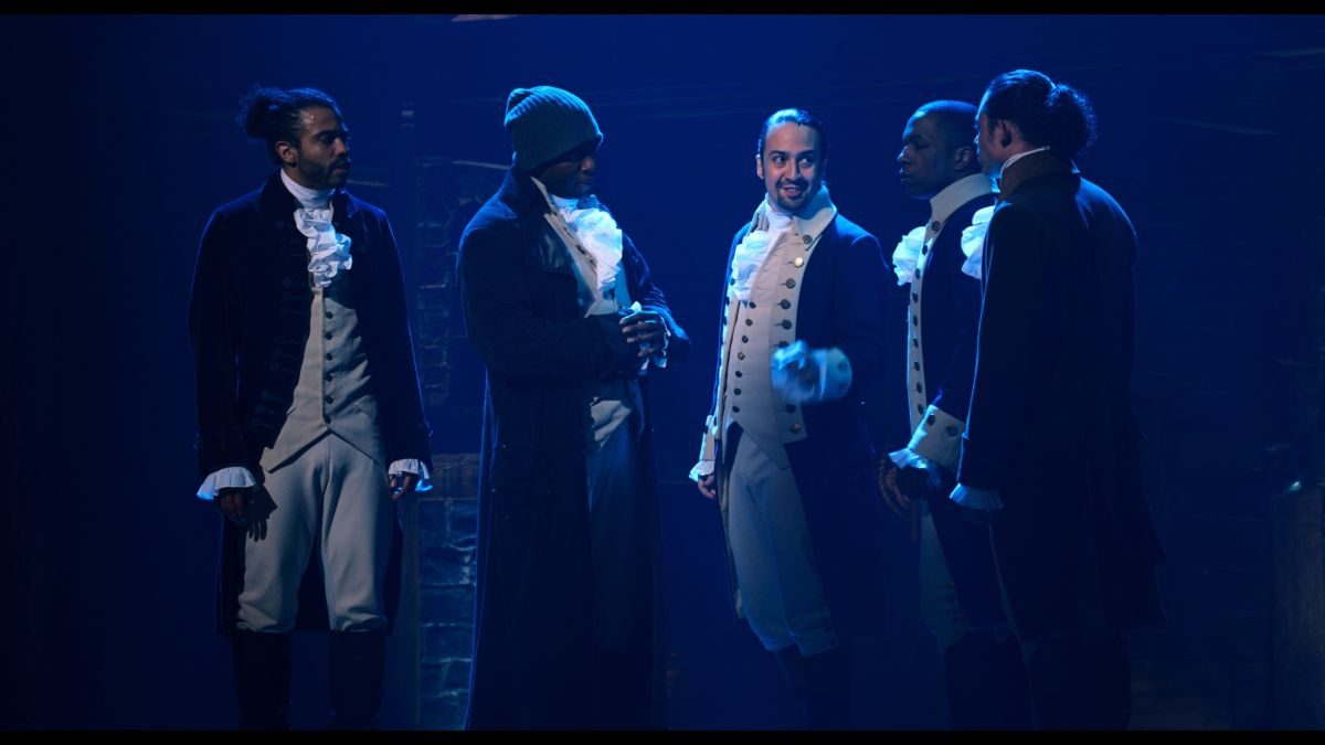 Disney Plus releases new teaser trailer for the movie musical HAMILTON