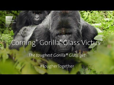 Corning Launches 'Gorilla Glass Victus', The Toughest Gorilla Glass yet
