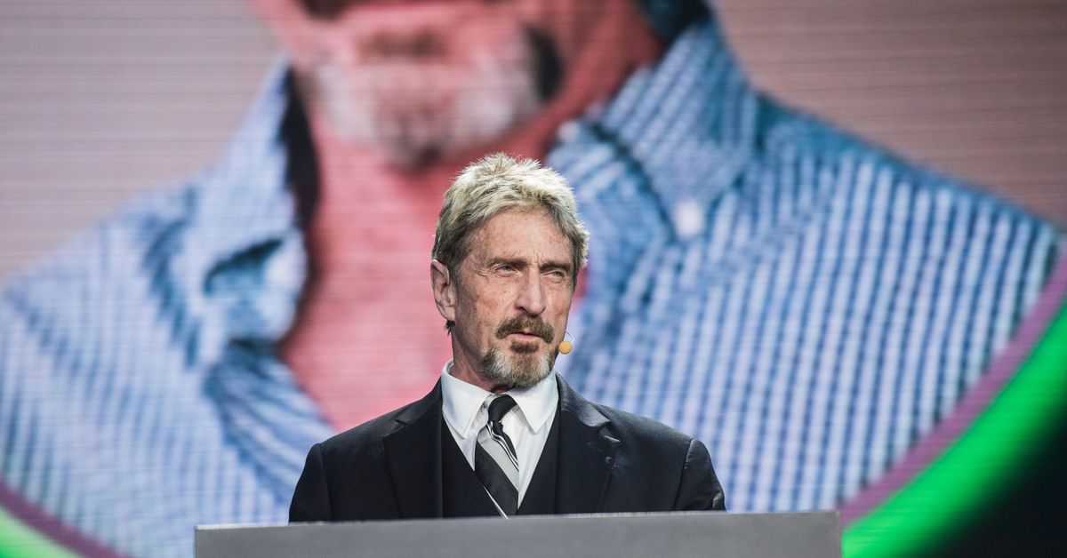 John McAfee Back in the News After Arrest In Spain