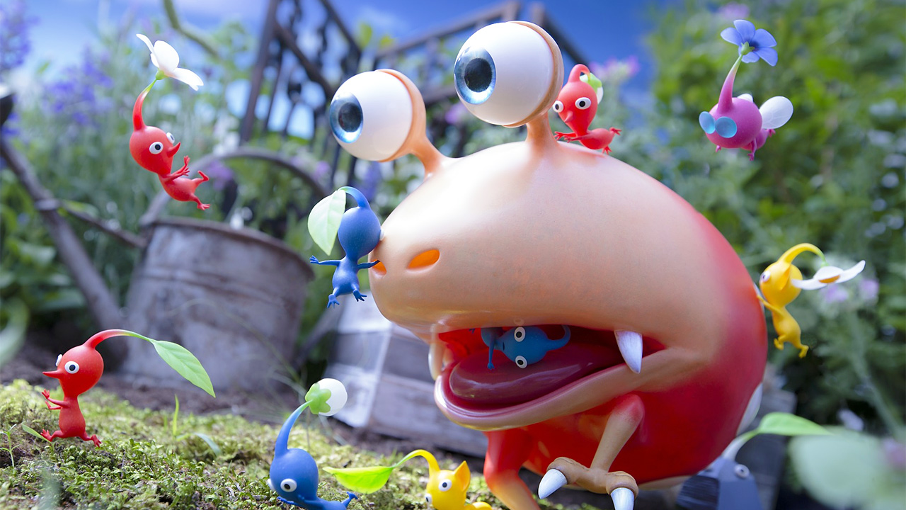 Pikmin 3 Deluxe Demo Now Available on Nintendo Switch