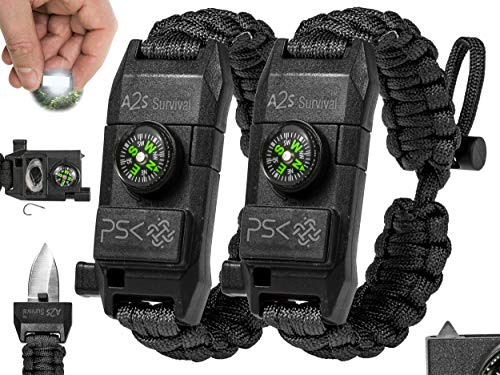 Top 10 Best of Bracelet With Survival Whistles 2020
