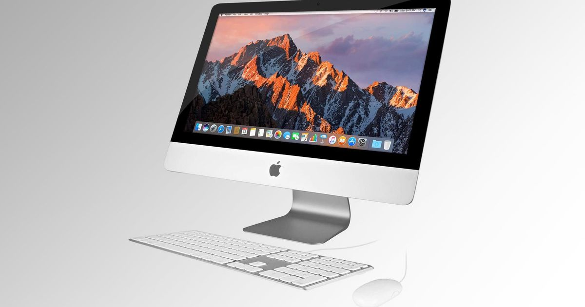 Get a refurbished Apple iMac 21.5-inch Core i5 desktop for ...