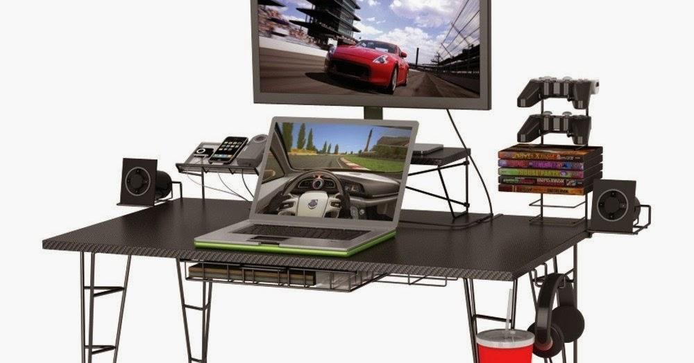 Atlantic Gaming Desk Not Machine Specific