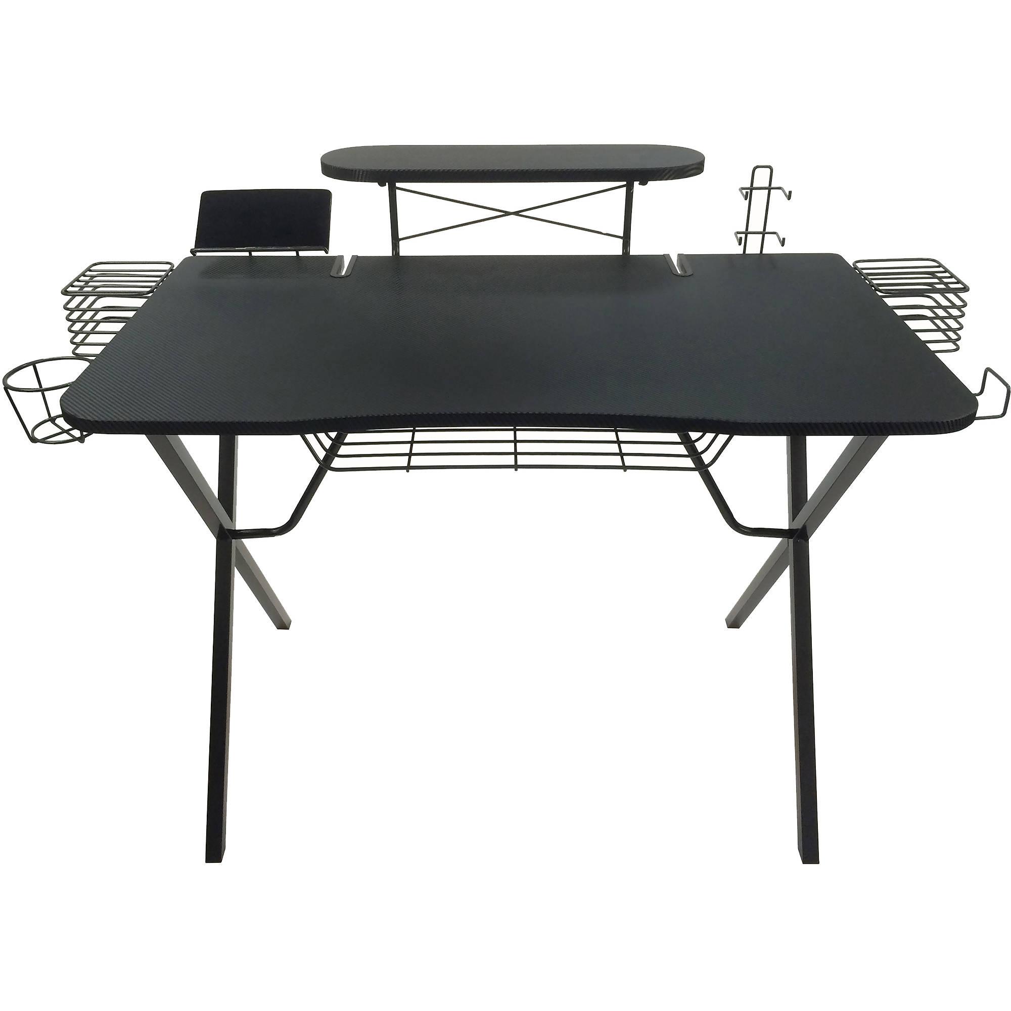 setup elegant pc desks for good xbox l desk gaming puter best shaped custom of