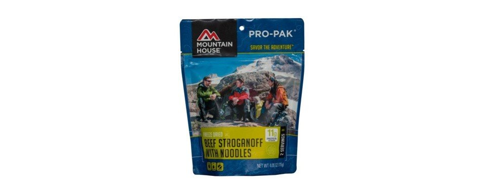 The Best Dehydrated Camping Food In 2019