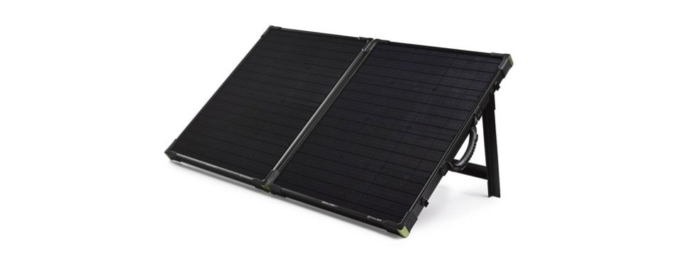 The Best Portable Solar Panel In 2019