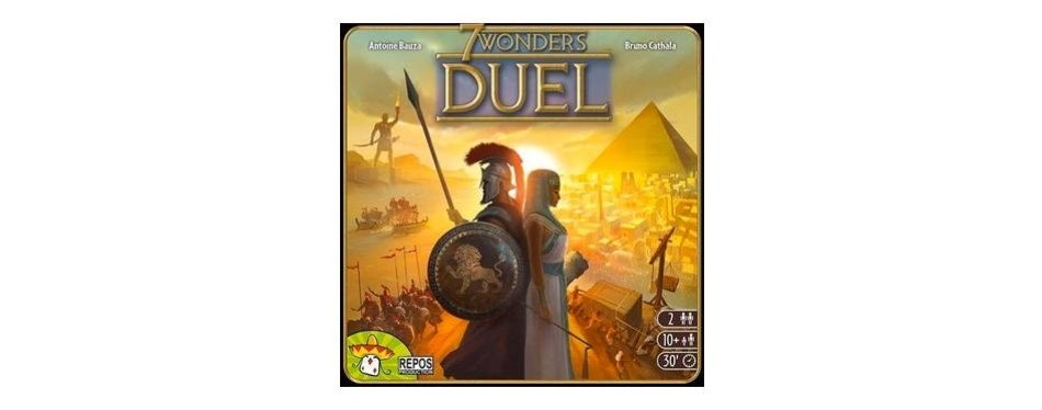 The Best Two-Player Board Game In 2019