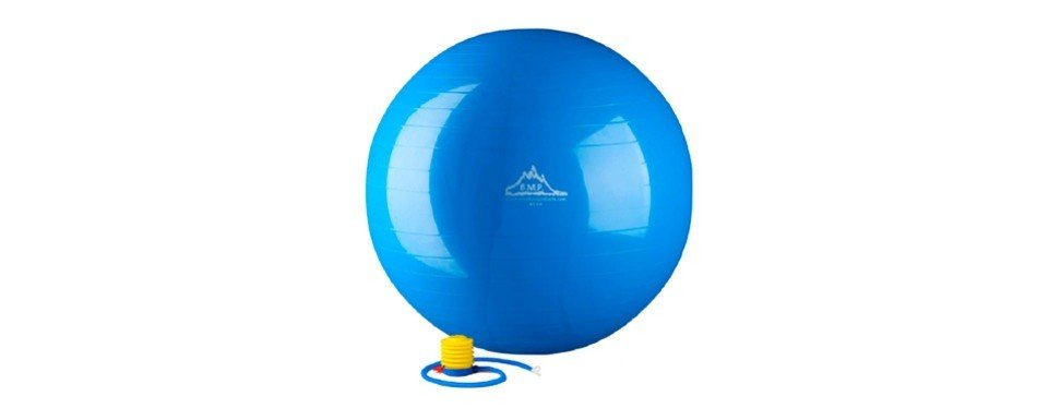 The Best Exercise Ball In 2019