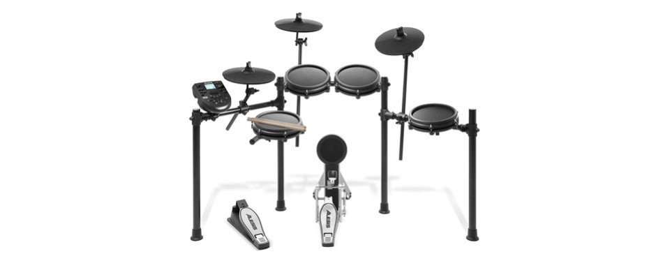 The Best Electronic Drum Kit In 2019