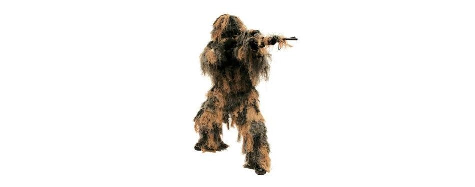 The Best Ghillie Suit In 2019