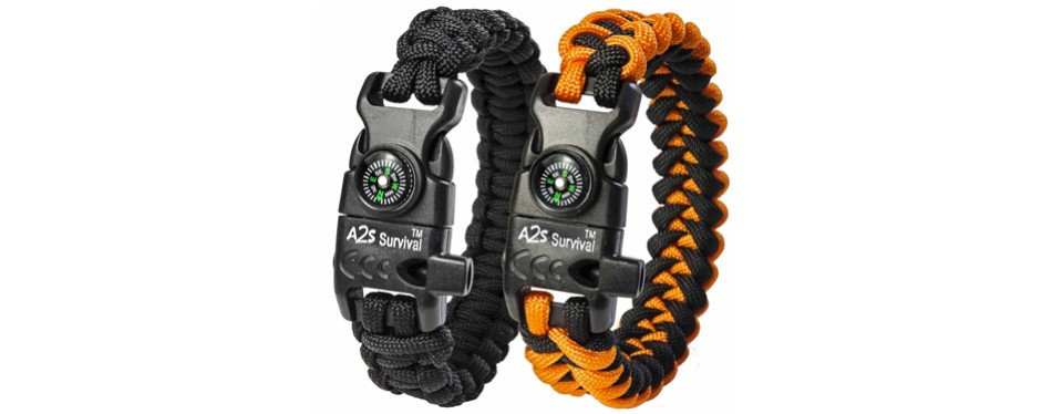 The Best Paracord Survival Bracelet In 2019