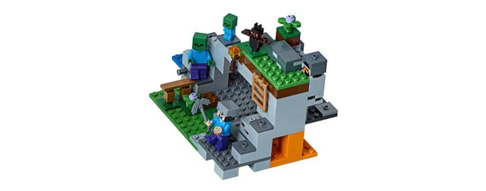 The Best Lego Minecraft Set In 2019