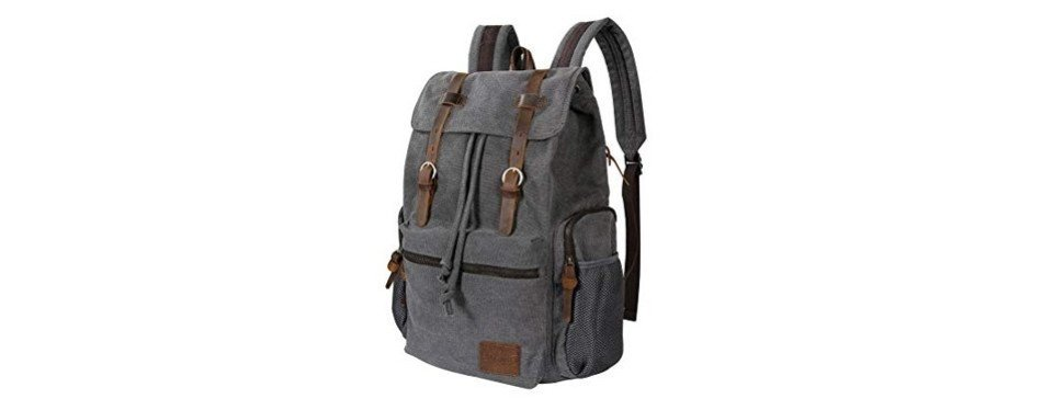 The Best Canvas Backpack In 2019