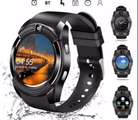 Came the world's cheapest and best smartwatch, fun take the call …