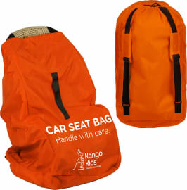 The 10 Best Car Seat Travel Bags