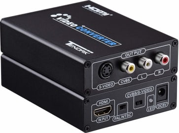 The 6 Best HDMI To RCA Composite Converters
