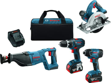 The 10 Best Power Tool Kits
