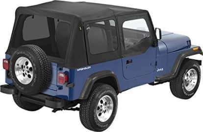 The 10 Best Soft Tops For Jeep Wranglers 2020