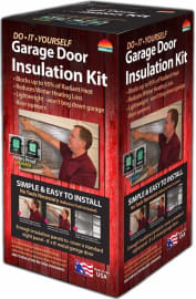 The 10 Best Garage Door Insulation Kits 2020