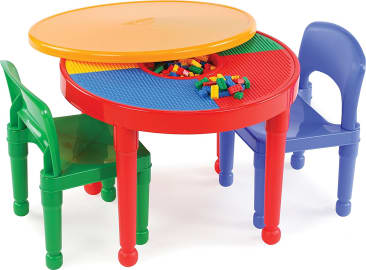 The 10 Best Kid's Table And Chairs 2020