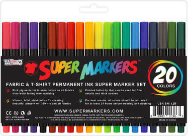 The 10 Best Fabric Markers 2020