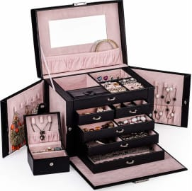 The 10 Best Jewelry Boxes 2020
