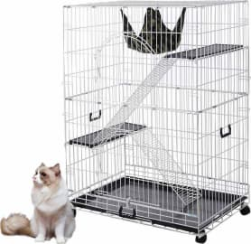 The 10 Best Cat Cages 2020
