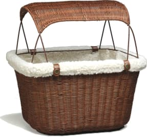 The 10 Best Bike Baskets For Dogs 2020