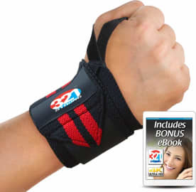 The 10 Best Lifting Wrist Wraps 2020