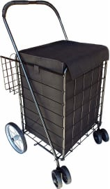 The 10 Best Folding Shopping Carts 2020