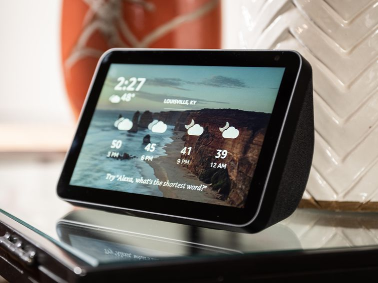 Get the best Amazon smart display, the Echo Show 8, for $30 off