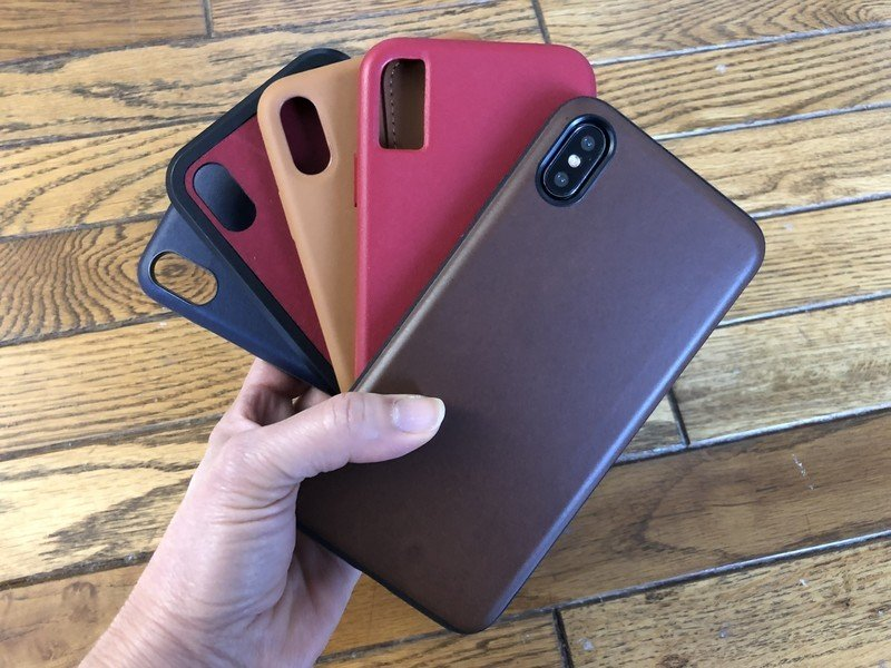 Best Leather Cases for iPhone XS Max in 2020