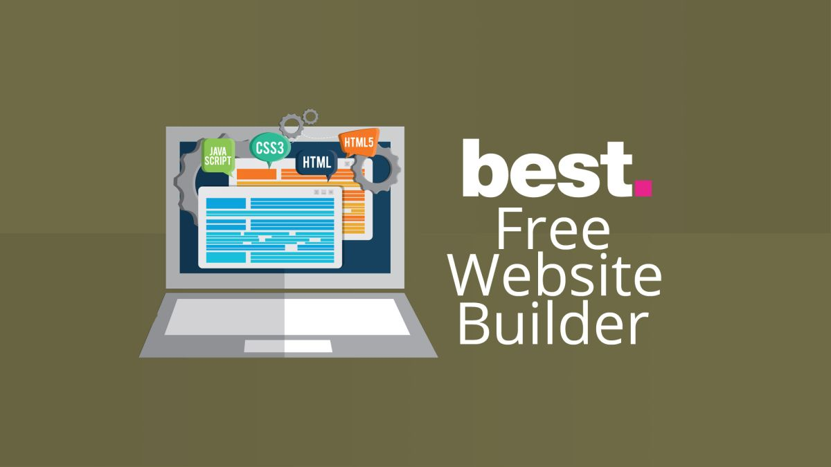 Best free website builder 2020