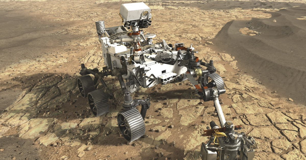 Mars 2020 Rover Leaves Home on 2300-Mile Journey to Florida - Best gaming pro