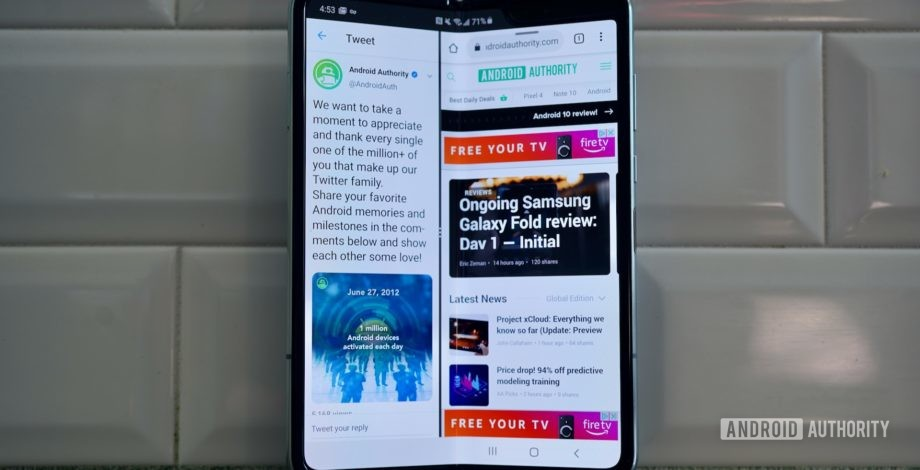 Two great Your Phone features are Samsung exclusives