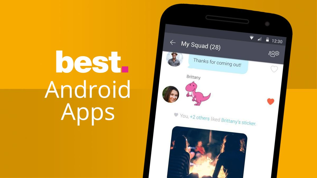 The best Android apps 2020