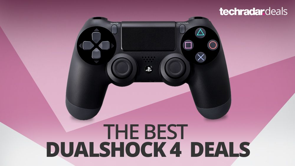 The best DualShock 4 deals for February 2020: cheap PS4 controller prices