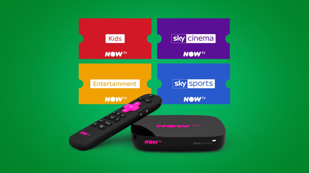 The best Now TV pass offers, boxes, smart sticks and deals in February 2020