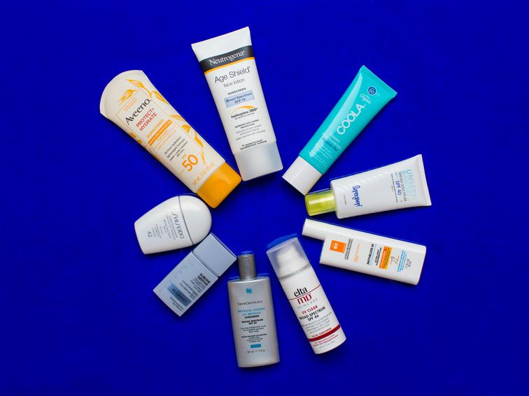 The best facial sunscreens to buy in 2020
