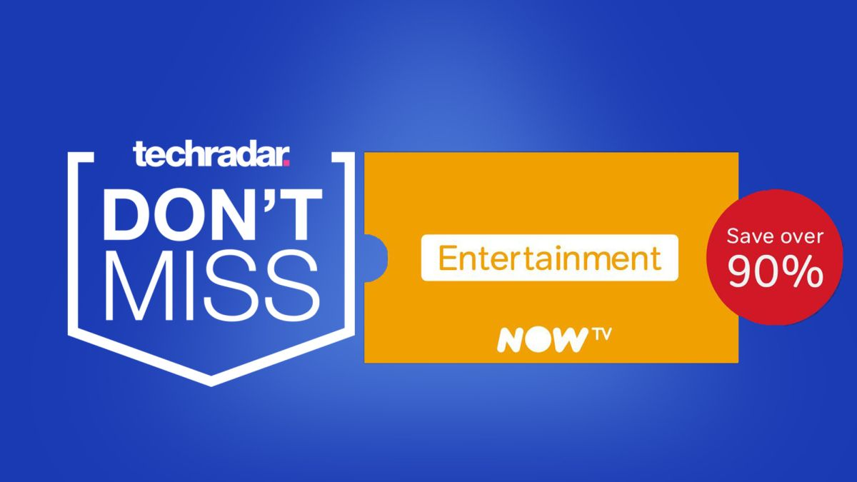 This is the best Now TV deal we've seen – pay just £1 for 2 months of Entertainment