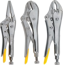 The 10 Best Locking Pliers Sets 2020