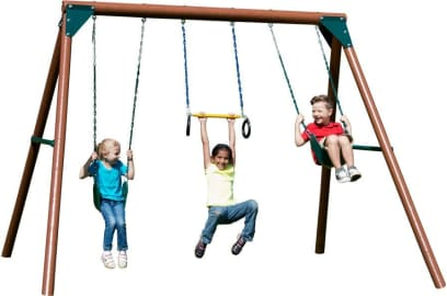 The 8 Best Budget Swing Sets 2020