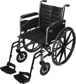 The 10 Best Folding Wheelchairs 2020