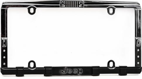 The 10 Best License Plate Frames 2020
