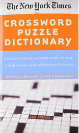 3rd Edition--Revised and Expanded New American Crossword Puzzle Dictionary