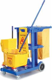 The 10 Best Commercial Mop Buckets 2020