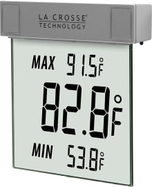 The 8 Best Outdoor Thermometers 2020
