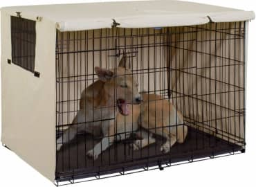 The 10 Best Dog Kennel Covers 2020